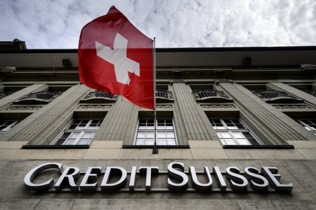 SWITZERLAND-US-BANKING-BUSINESS-CREDITSUISSE